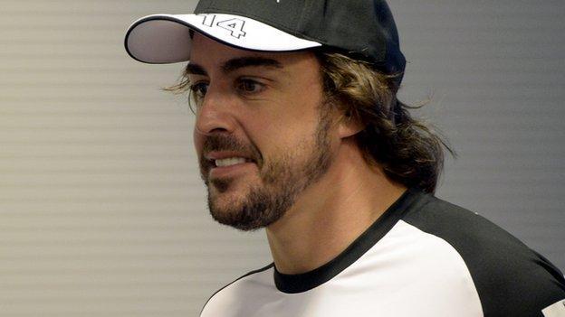 Fernando Alonso: McLaren driver 'won't take a sabbatical' - BBC Sport