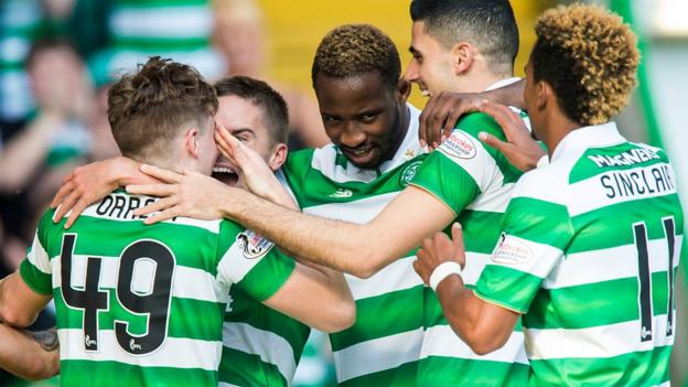 Scottish Premiership highlights: Celtic 3-1 Kilmarnock