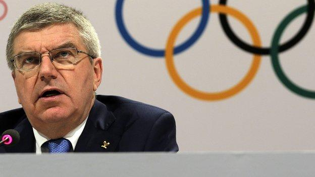 Leaked IAAF doping files: IOC will act with 'zero tolerance' - BBC Sport