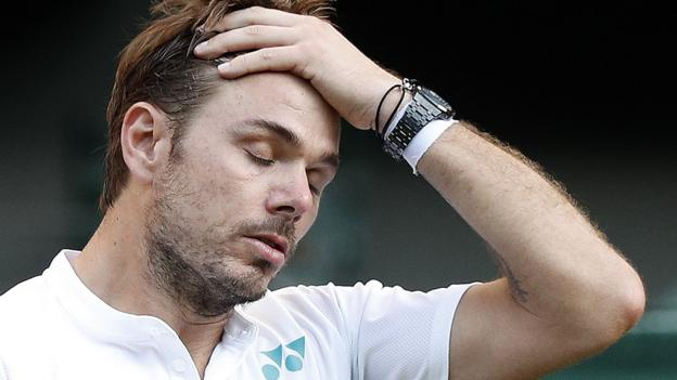 World number three Wawrinka in shock loss, Nadal through - highlights & report