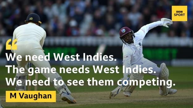 Michael Vaughan quote graphic