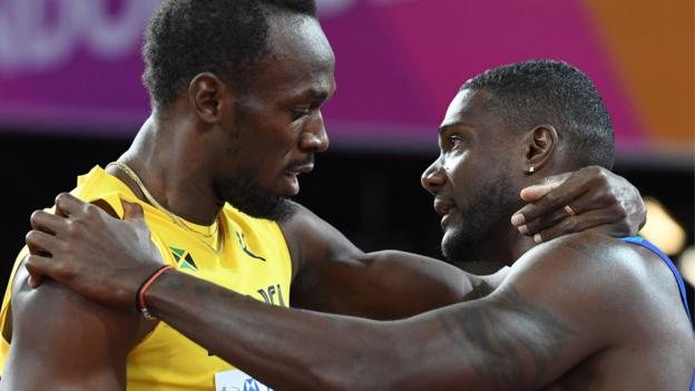 World Championships 2017: Justin Gatlin hopes athletics can be proud of him