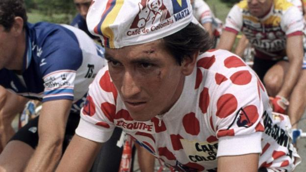 Luis Herrera: Ex-cyclist says sun exposure caused his skin cancer