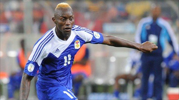 CAR seek Nations Cup inspiration from Guinea Bissau