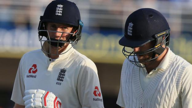 Dogged England earn slender lead over West Indies