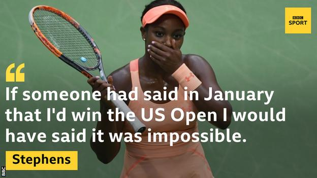 Sloane Stephens quote
