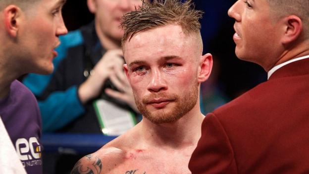 Carl Frampton can recover, but it might not be Leo Santa Cruz in Belfast