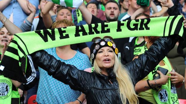 Forest Green Rovers: The village team that reached the English Football League