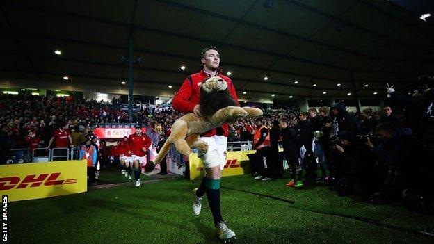 Peter O'Mahony British and Irish Lions