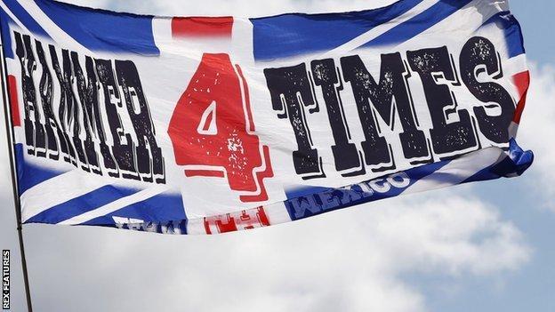 ham flag