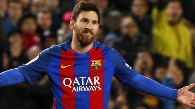 Lionel Messi: Barcelona punish club official over comments ...