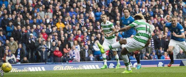 Scott Sinclair scores a penalty