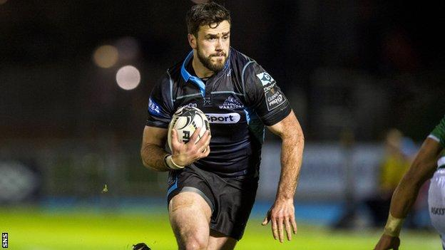 Scotland wait on Alex Dunbar's fitness as two join Six Nations squad ...