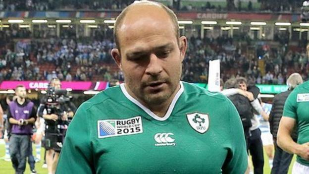 Ireland could have won from 17 down