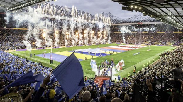 Super League Grand Final: Old Trafford continues as host venue until 2020