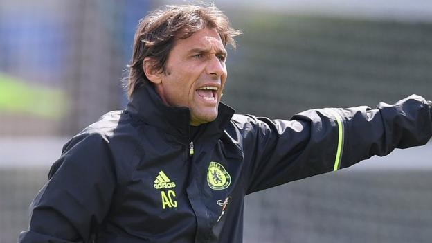 Chelsea: Antonio Conte wants to tailor Champions League quality side