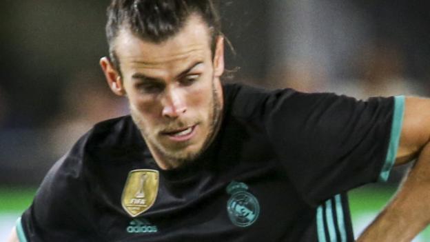Gareth Bale: Real Madrid exit talk ridiculous, says agent Jonathan Barnett