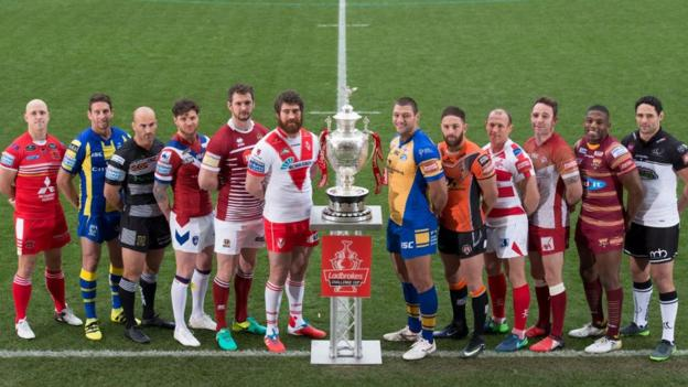 Super league st helens v leeds rhinos bbc sport - English rugby union league tables ...
