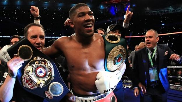 Who is the winner of boxing today