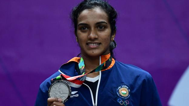 PV Sindhu: Olympic silver medallist becomes first Indian to win badminton silver at Asian Games