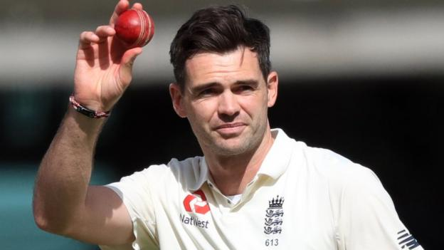 England v West Indies: James Anderson haul seals series win