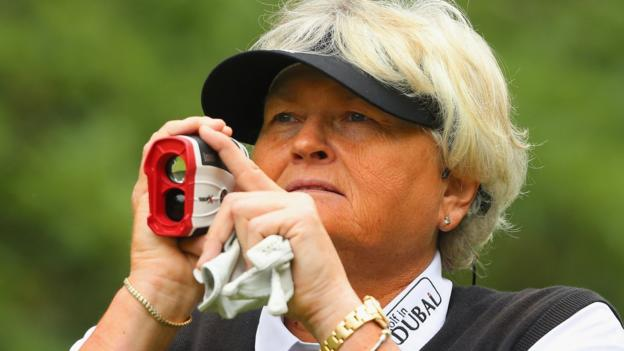 Meijer Classic: Dame Laura Davies shares lead after first ...