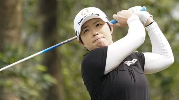 Ji Eun-hee wins in Taiwan for first US LPGA title in eight years