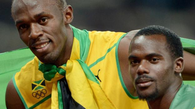 Usain Bolt Loses One Olympic Gold Medal As Nesta Carter