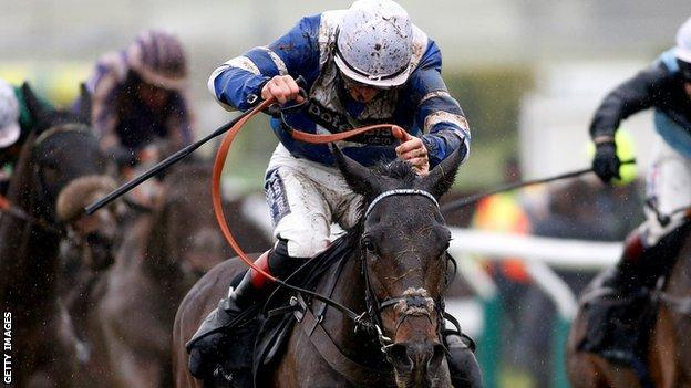 Sam Twiston-Davies on Frodon
