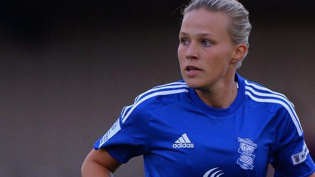 Women's Super League One: Reading Women 1-1 Birmingham City Ladies - BBC Sport