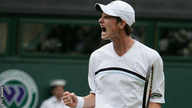 Andy Murray column: My first Wimbledon, the Lions, and learning from boxing