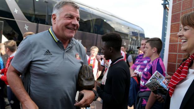 Sam Allardyce: Sunderland boss will be named as new England manager
