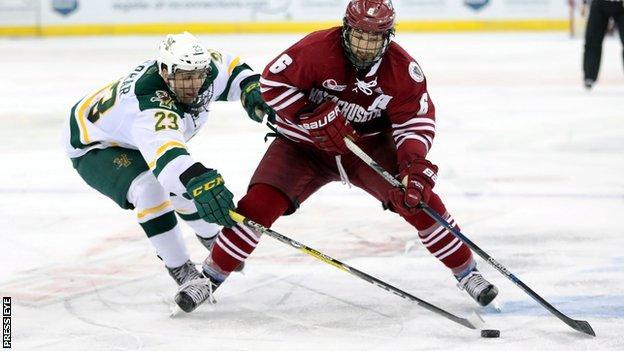 NCAA: Friendship Four (The 'Belpot') - Vermont And Quinnipiac Make Decider