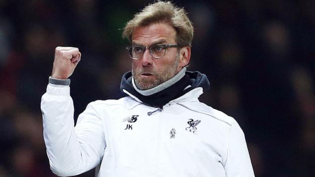 Jurgen Klopp: Liverpool manager signs six-year contract extension
