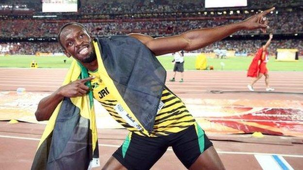World Championships 2015: Usain Bolt reflects on 'hardest race ...