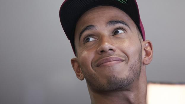 Lewis Hamilton worried engine penalties could harm F1 title defence - BBC Sport