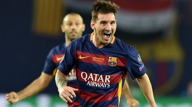 Barcelona 5-4 Sevilla (aet) - BBC Sport