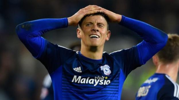 Wigan Athletic: Cardiff's Alex Revell joins on loan until January ...