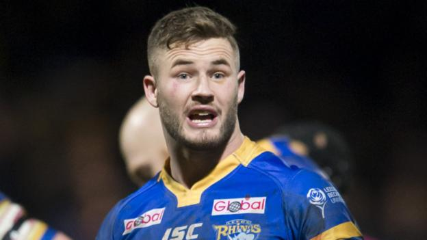 news rhinos panthers agree deal player swap