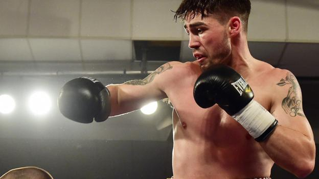 Jamie Cox: Boxer targets world title after assault conviction overturned - BBC Sport