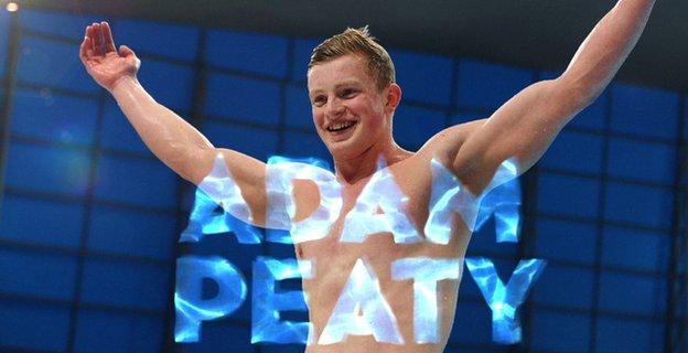 Adam Peaty salary