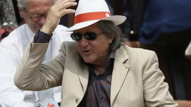 Fed Cup: Nadia Comaneci defends Ilie Nastase over outburst