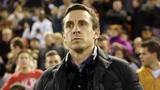 Valencia 1-1 Barcelona (Agg: 1-8) - BBC Sport
