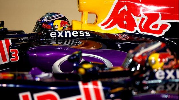 Red Bull to race on with new Renault engine deal - BBC Sport