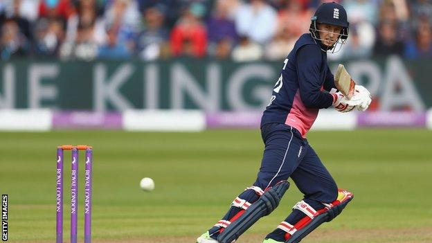 Moeen hits 53-ball century in England win - highlights & report