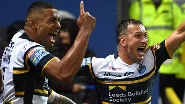 Grand Final 2017: Leeds Rhinos' journey from relegation danger to Old Trafford glory