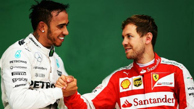 Belgian Grand Prix: Why F1's title battle is perfectly poised
