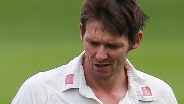 Glamorgan Cricket: County draw with Cardiff MCCU after rain - BBC Sport
