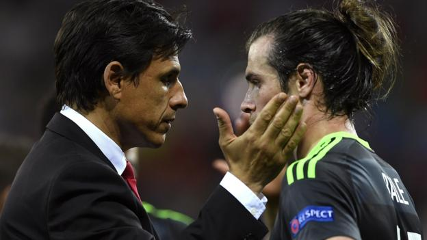 Chris Coleman says 2018 World Cup campaign will be his last as Wales boss