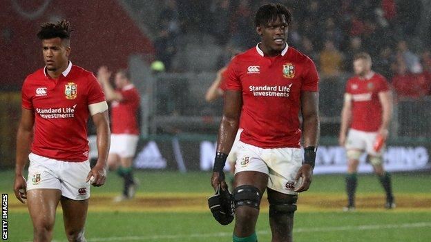 British and Irish Lion 2017: The Lions had the chances, the All Blacks had the class
